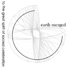 Cover EARTH MERGED